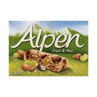 Alpen Fruit and Nut Bar 29g x Pack of 5