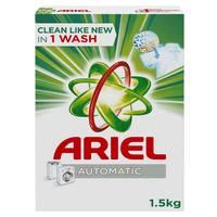 Ariel Automatic Laundry Powder Detergent Original Scent 1.5kg