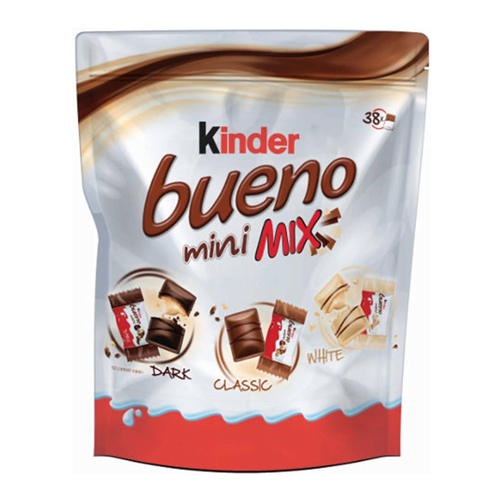 Buy Kinder Bueno Mini Mix 205 G Online Shop Food Cupboard On Carrefour Saudi Arabia