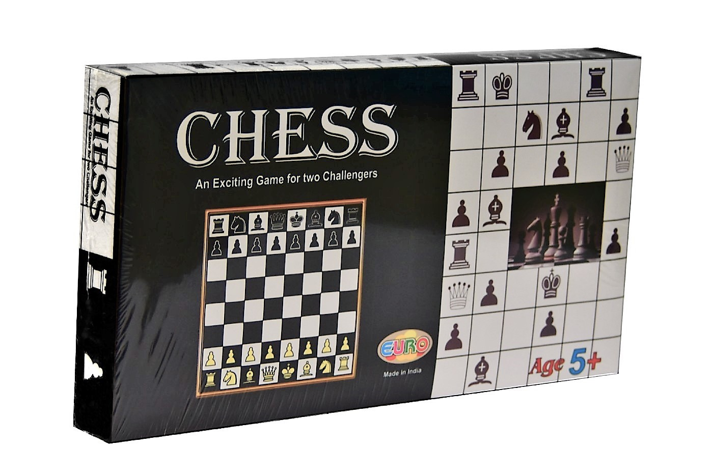 Buy Euro Chess Board Game Online Shop Toys Outdoor On Carrefour Uae