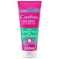 Carefree Green Tea And Aloe Vera Daily Intimate Wash 200ml