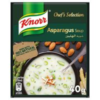 Knorr White And Green Asparagus Soup Mix 40g