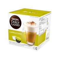 Dolce Gusto Cappuccino Capsules 11.65GR X16