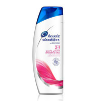 Head & Shoulders 2In1 Lively & Silky Anti-Dandruff Shampoo 400 ml