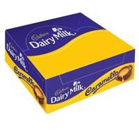 Cadbury Dairy Milk Caramella Chocolate (12x40g)