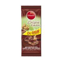 Canderel Crispy Almonds Choclate 85g