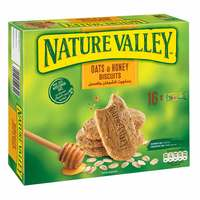 Nature Valley Oats And Honey Biscuits 25g x Pack of 16