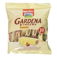 Loacker Gardena Hazelnut White Chocolate Fingers 125g