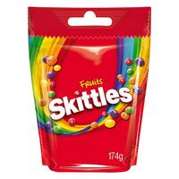 Skittles Fruit Flavour Candy 174g