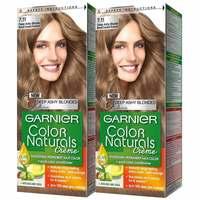Garnier Color Naturals 7.11 Deep Ash Blonde Hair Color Cream 60mlX2