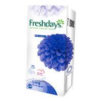 Freshdays daily comfort Long 24 pantyliners