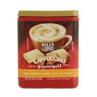 Hills Bros White Chocolate Caramel Cappuccino Drink Mix 453g