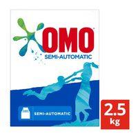 Omo active powder automatic high foam 2.5 Kg