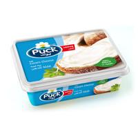 Puck Cream Cheese Spread 200g - Light, preservatives free