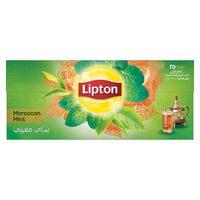 Lipton Green Tea Moroccan Mint 25 Teabags