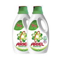 Ariel Liquid Detergent Gel Godzilla 3L X2