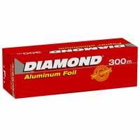 Diamond Foil Heavy Duty 300X30Cm