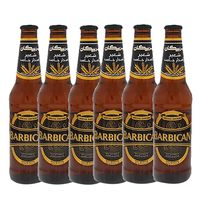 Brabican Amber Malt Mature Non Alcoholic Beer 330mlx6