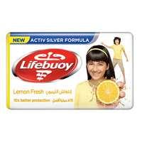 Lifebuoy Anti Bacterial Bar Lemon Fresh, 125g