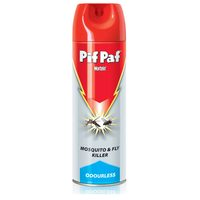 Pif Paf Odourless Mosquito And Fly Insect Killer 300ml