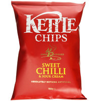 Kettle Chips Sweet Chili & Sour Cream 150 g