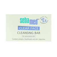 Sebamed Clear Face Acne Prone Skin Cleansing Bar 150g