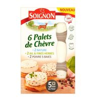 Soignon De Goat Cheese 150g x Pack of 6