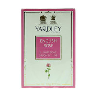Yardley English Rose Luxury Soap 100g