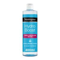 Neutrogena hydro boost triple micellar water water 400 ml