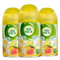 Air Wick Sparkling Citrus Freshmatic Max Refill 250mlx3