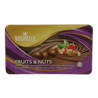 Vochelle Fruit and Nuts Chocolate 205g