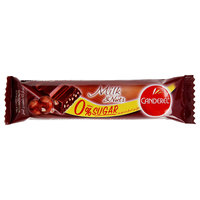 Canderel Milk and Nuts Chocolate 27g