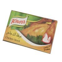 Knorr Chicken Stock Cubes 20g