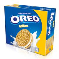 Oreo Golden Cookies 38g x Pack of 16