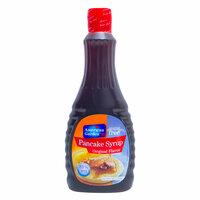 American Garden Sugar Free Original Pancake Syrup 710ml