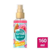 Sunsilk hair mist damask rose 160 ml