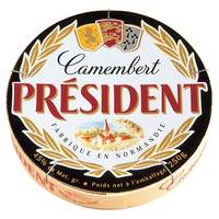 President Camembert Cheese 250g