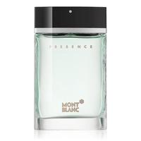 Mont Blanc Presence - For Men -  - Eau De Toilette - 75 Ml