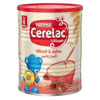Nestle Cerelac with Wheat and Date for Kids (from 6 Months) 400g