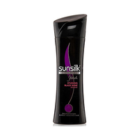 Sunsilk Shampoo Black Shine Sleek 190ML