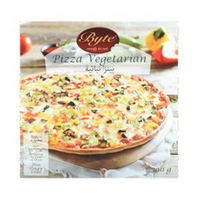 Byte Pizza Vegetable 300GR