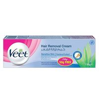 Veet Sensitive Skin Hair Removal Cream 150g + 50g Free