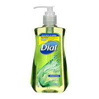 Dial hand wash with moisturizes aloe 221 ml