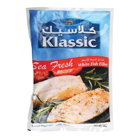 Buy Klassic White Fish Fillet 1kg Online Shop Frozen Food On Carrefour Uae