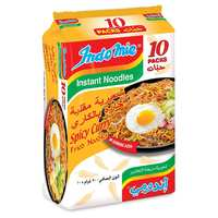 Indomie Spicy Curry Fried Noodles 80gx10