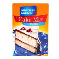 American Garden Vanila Cake Mix 500g