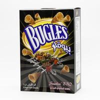 Bugles Corn Snack Bbq Flavored 18 g x 15