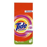 Tide detergent powder low foam with downy freshness 5 Kg