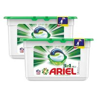 Ariel 3 in 1 Laundry Pods 15 Pods x2