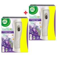 Airwick Freshmatic Max Automatic Spray With Lavender & Camomile x2